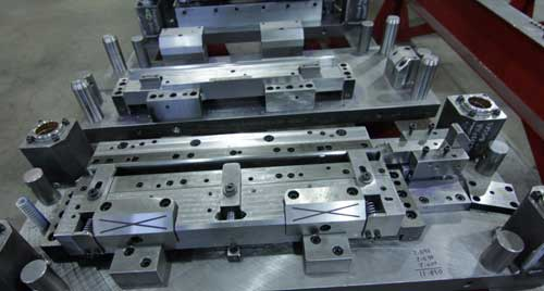 Glider Guard Mould Maker